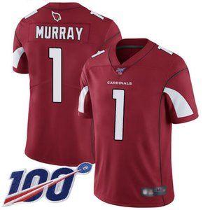 Cardinals Kyler Murray 100th Season Jersey 1